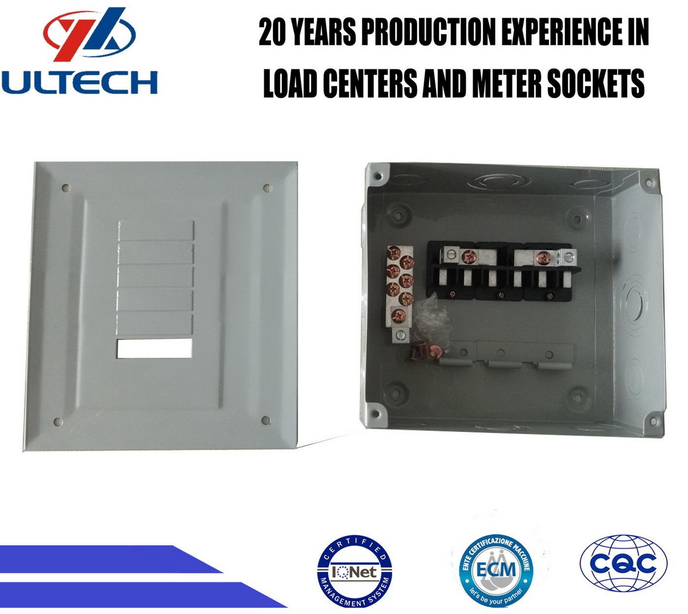 Gpd6f Distribution Box Electrical Boxes