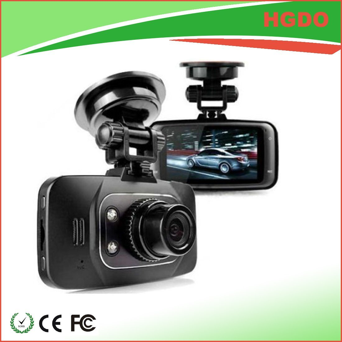 2.7inch LCD Car Dash Camera Vehicle DVR