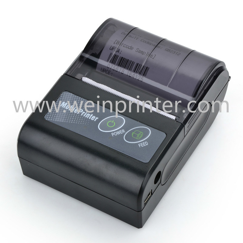 58mm Portable Thermal Printing Machine Mmp-II