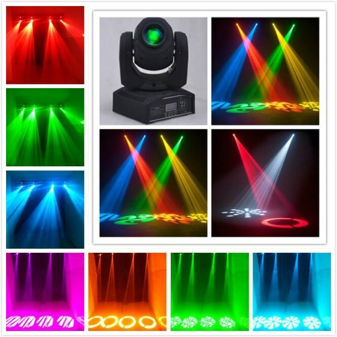 30W LED Mini Moving Head Light for Stage Disco DJ
