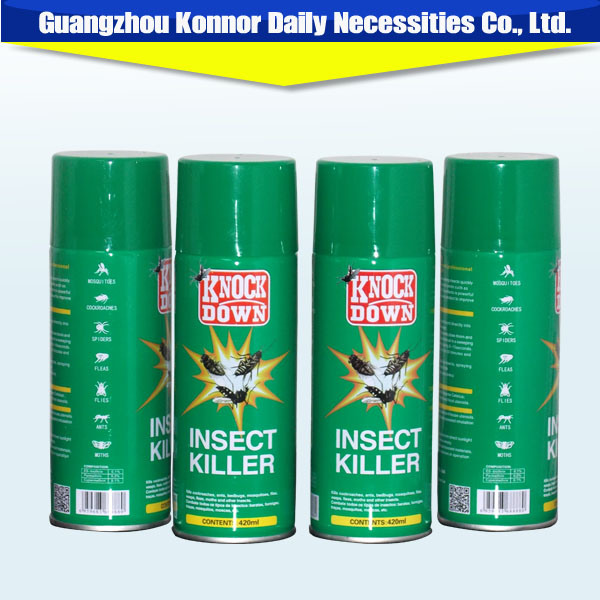 300ml - 750ml Household Insecticide Spray Mosquito Killer Aerosol Insect Control