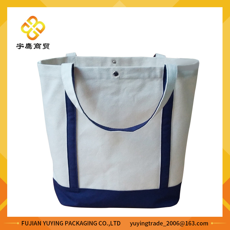 Customized Promotional Organic Cotton Bag