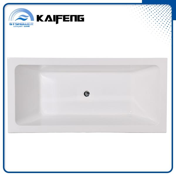 Small Freestanding Acrylic Bath Tub (KF-716K)