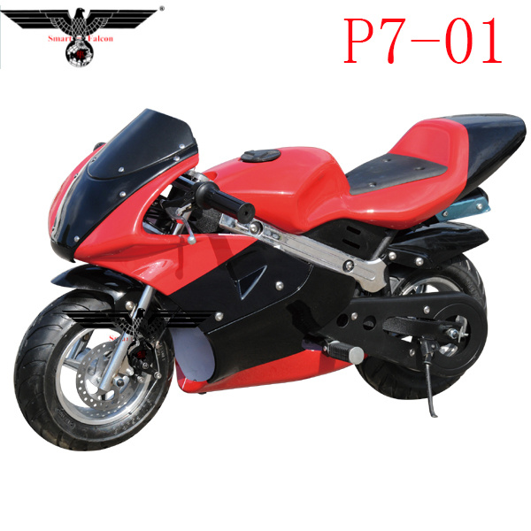 P7-01 49cc Hot Sale Pocket Motorcycle Dirt Bike