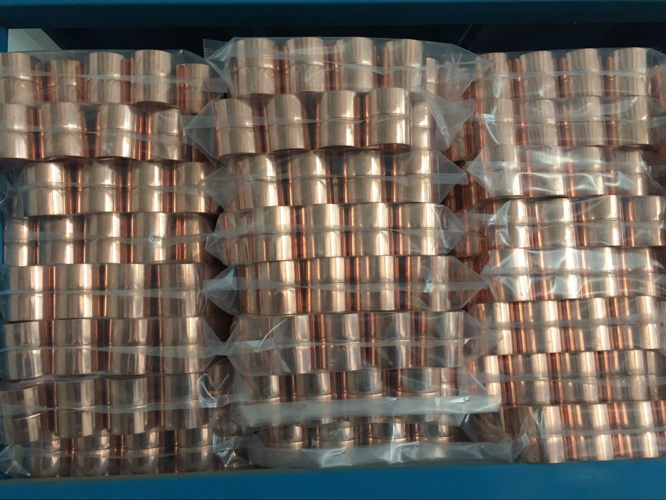 Copper Fittings for Refrigeration and Air Conditioning System