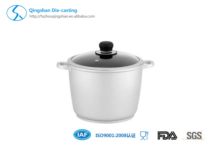 Die Casting Non-Stick Soup Pan for Cookware