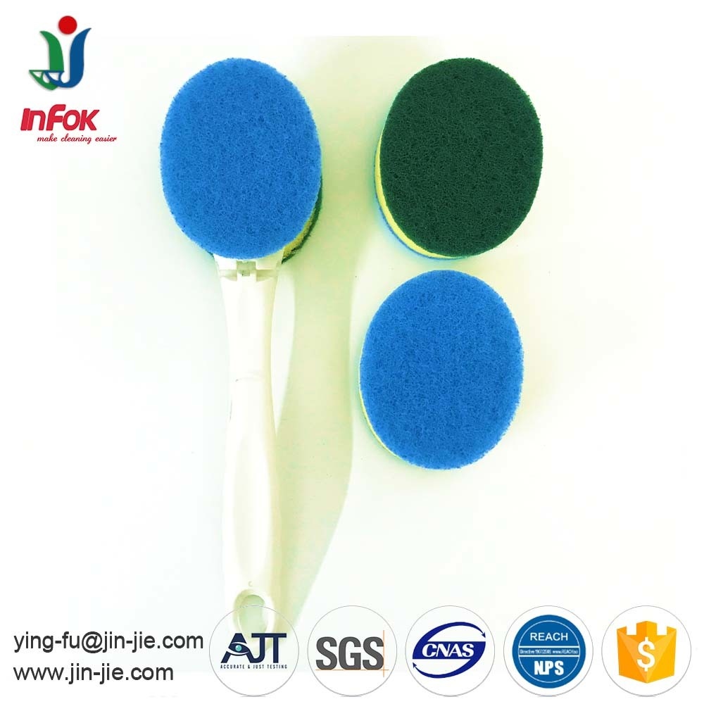 Scouring Pads Suppliers Heavy Duty Scouring Pads Grill Brush Scoth Brite Baked-on Messes Stripper