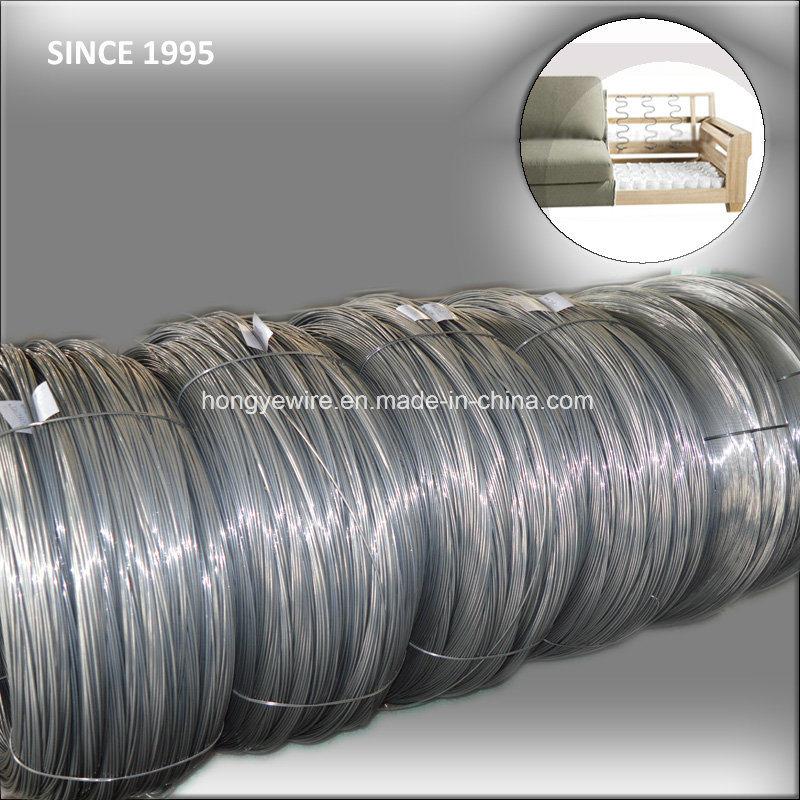 DIN17223 En10270 GB 4357 Steel Springs Wire