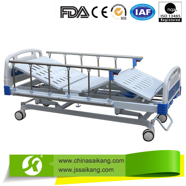 Used Emergency Hospital Sick Manual Bed