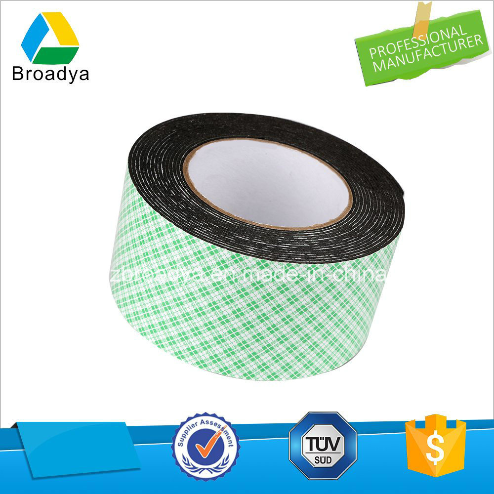 Solvent Based Sticky Double Sided EVA Foam Tape for Trunk Profile