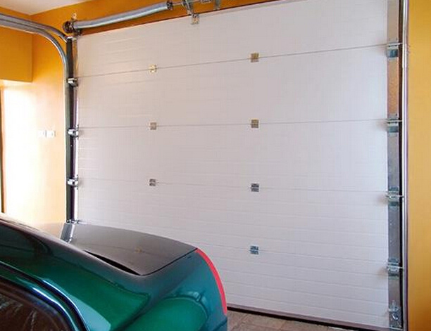 Construction Material with Polyurethane Foam High Speed Door and Ce Certificate (Hz-FC0510)