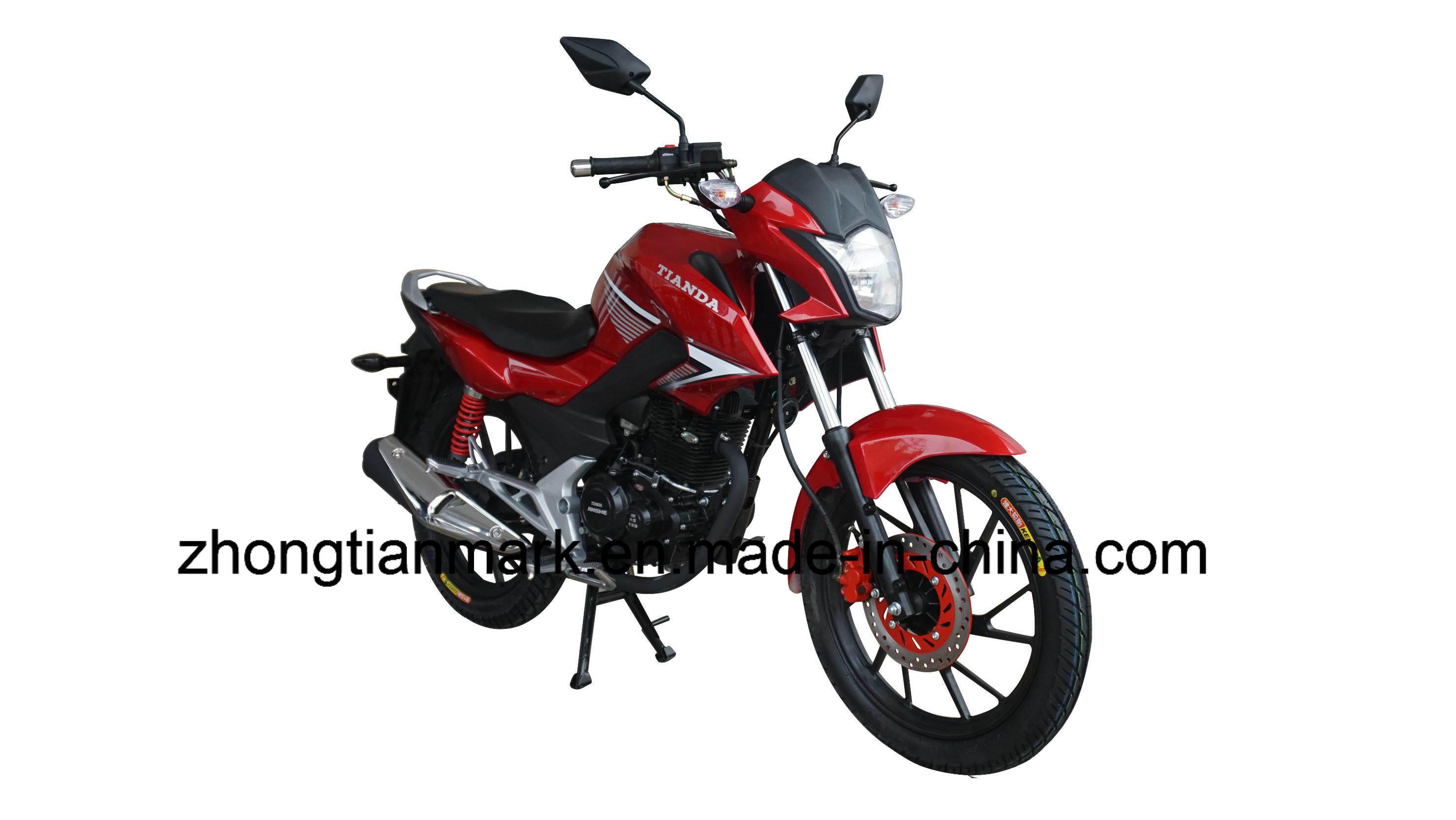 Hongda Model Street Motorcycle Good Design