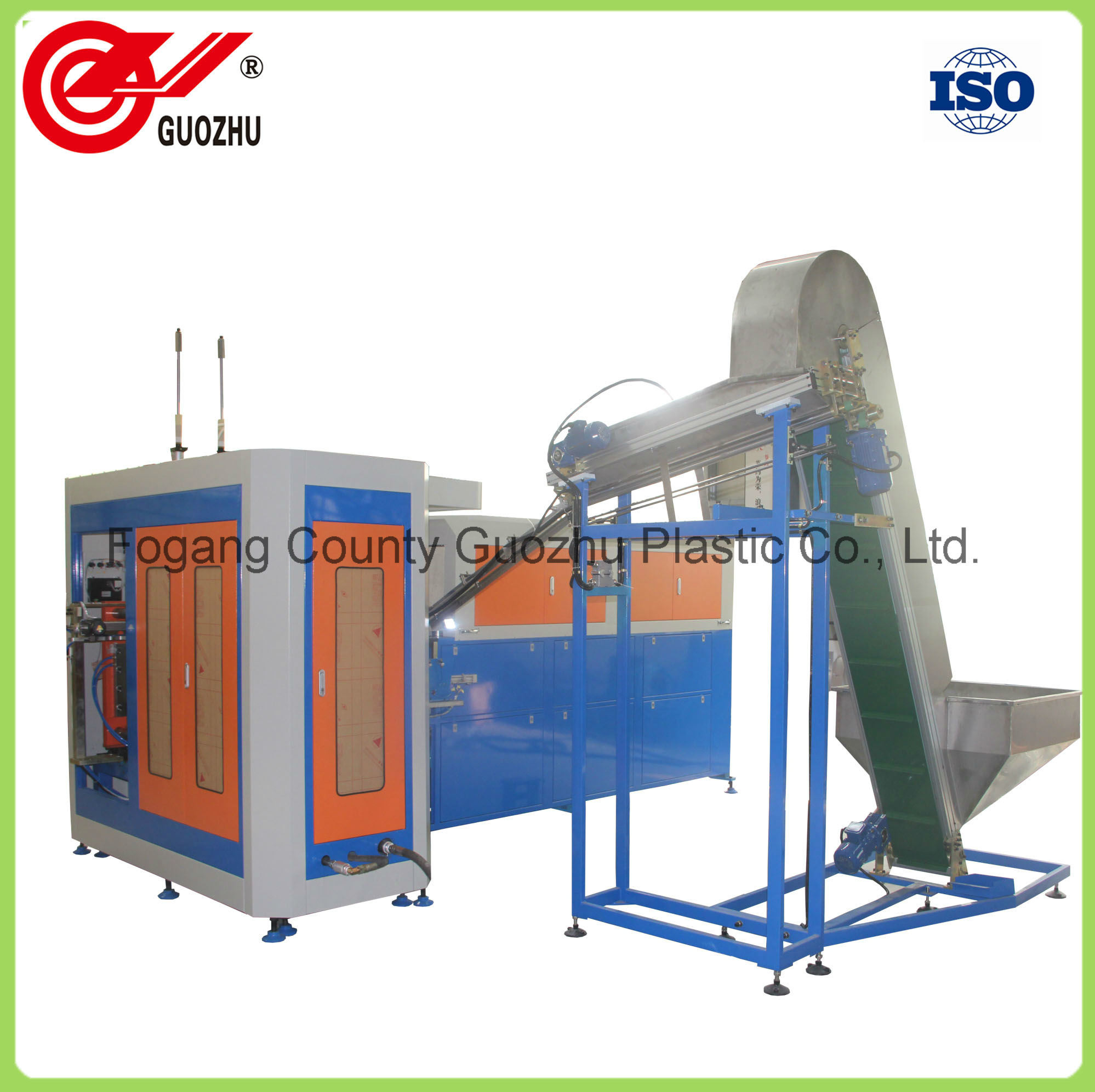Plastic 5 to 10L Pet Bottle Blowing Machine with Ce (PMLB-03D)