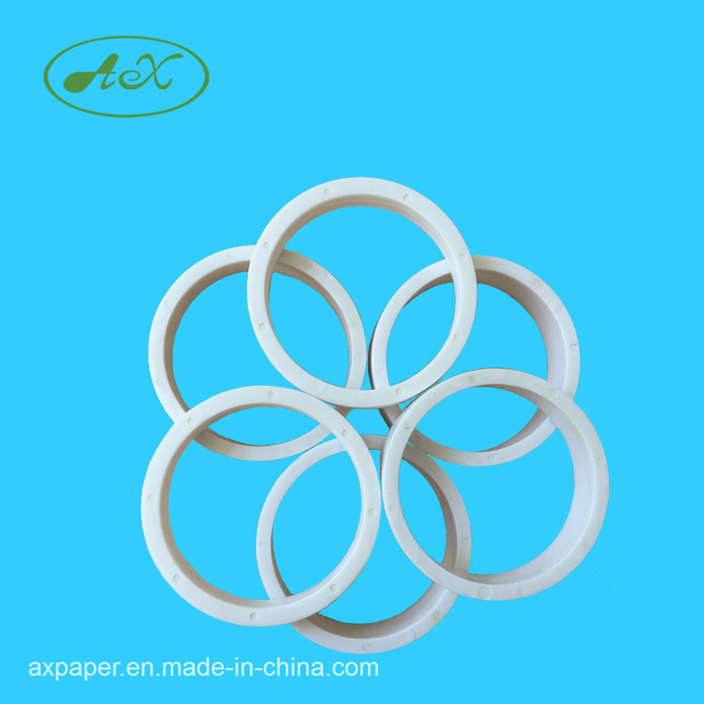 White HDPE/ABS Plastic Core Winding Pipes/Tubes for Solar Film