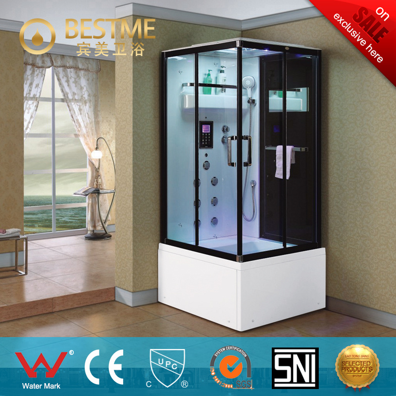 Bathroom Modern Style Multi-Functional Steam Cabinet Sanitary Ware (BZ-5019)