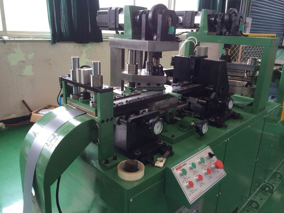 Cut to Length Line 150mm