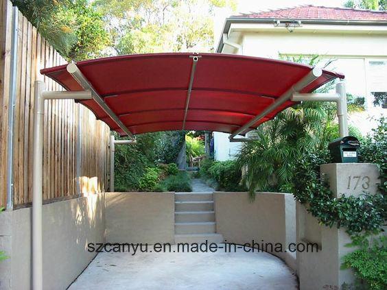 Customized Aluminiun Carport Janpe Style