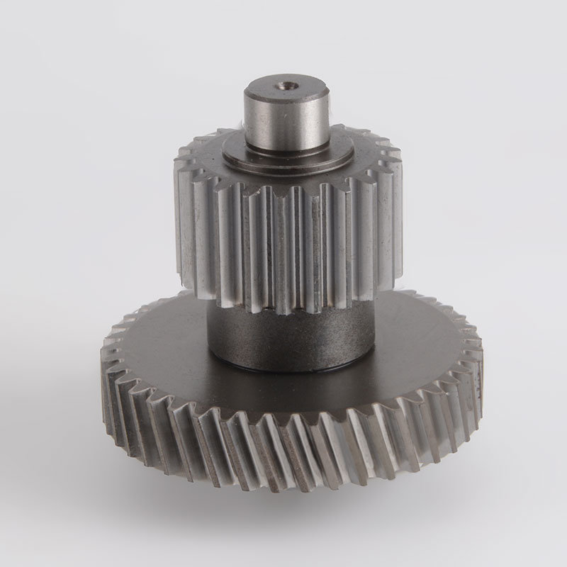 Customized High Strength Transmission Duplicate Double Row Gear