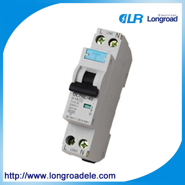 Model Tgnl Series Circuit Breaker/RCBO