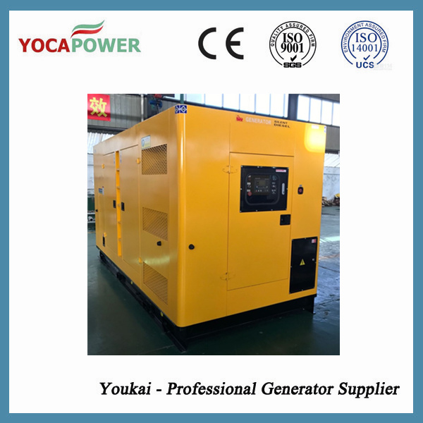 200kVA Cummins Electric Generator Silent Generators Diesel Engine