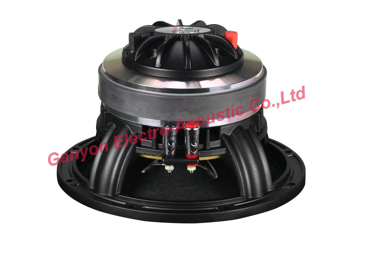 Gw-803cxa 8 Inch 250W Monitor Speaker Drivers