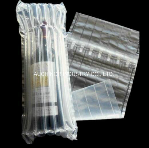 Laminated Plastic Bubble Cushioned Bag for Bottle Protection