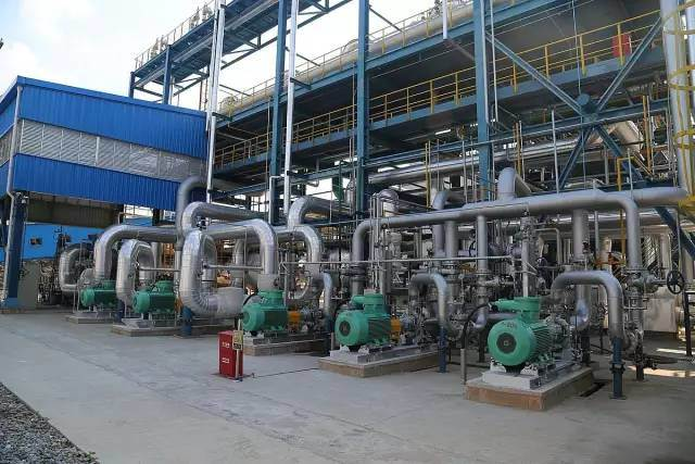 Process Fluid Thermal Power System