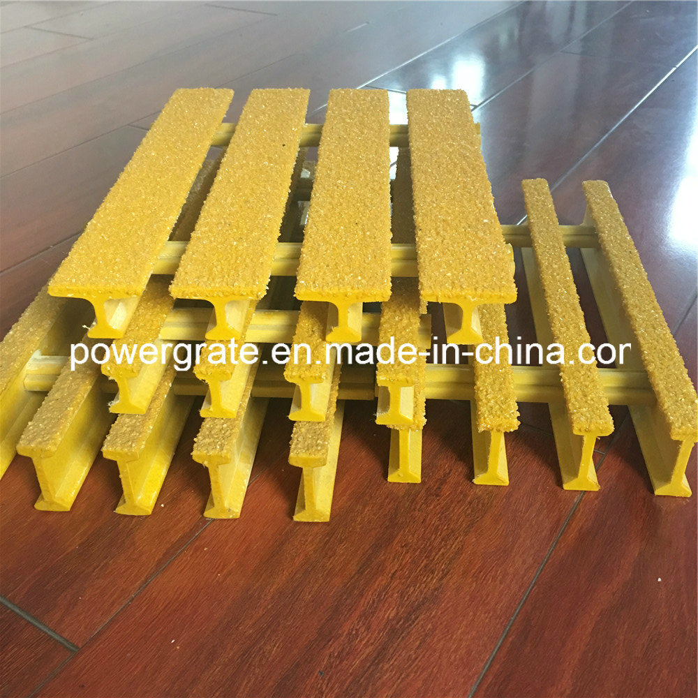 FRP/GRP Pultruded Gratings with Girtted Surface