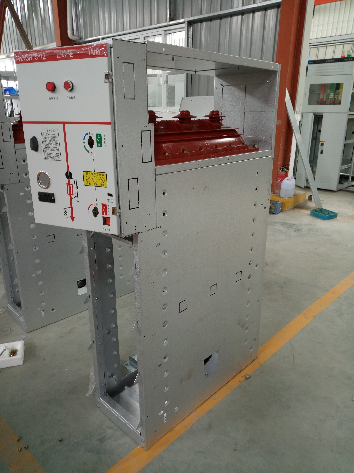 Specialty Load Break Switch for Factory Construction