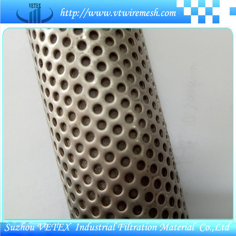 Stainless Steel Sintered Filter Element