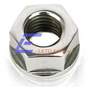 DIN 6331-Hexagon Collar Nuts with a Height of 1.5D