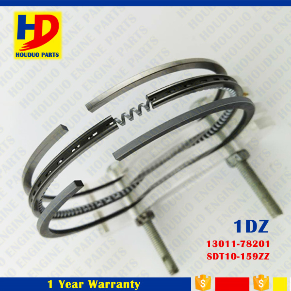 1dz 1dz2 Engine Piston Ring Kit for Toyota Forklift Parts (13011-78201 SDT10-159ZZ)