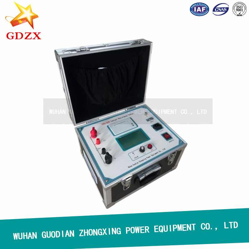 Factory Price China Munufacturer 200A Contact Resistance Tester