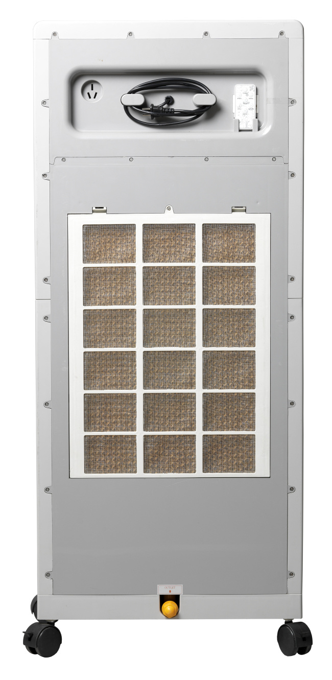 Non-Freon Environment-Friendly Outdoor and Semioutdoor Evaporative Water Air Cooler Lfs-350