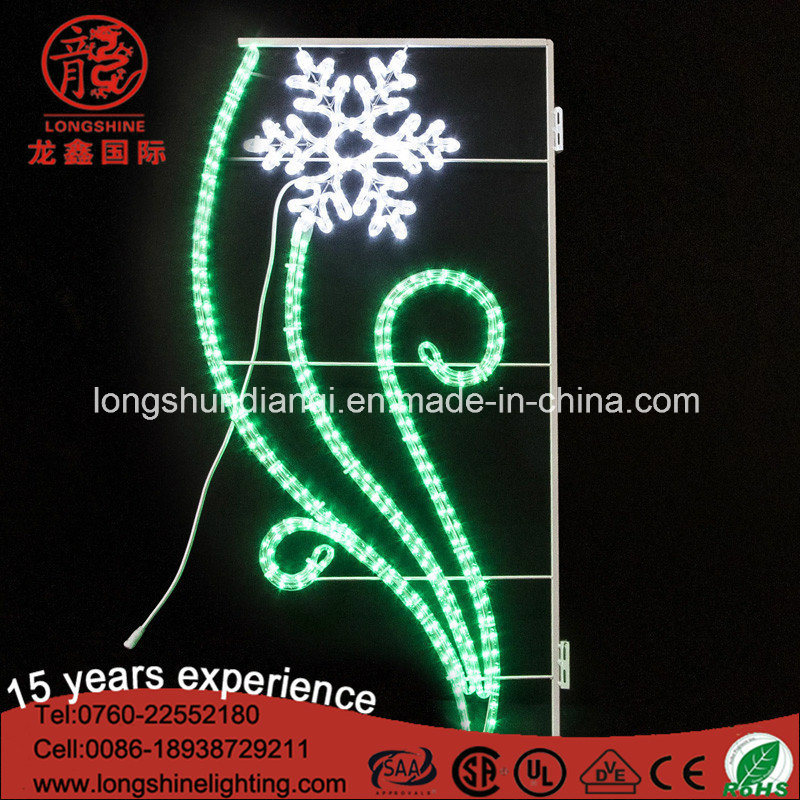 Outdoor LED 220V Waterproof Motif Street Fairy Lighting for Christmas