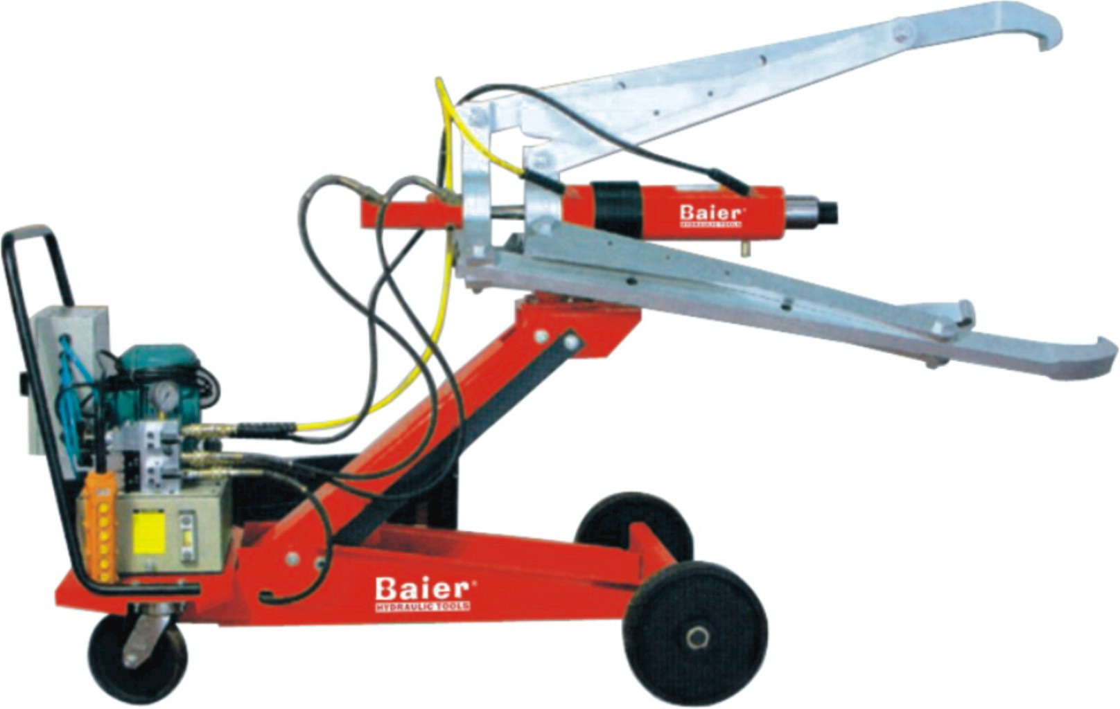 Automatic Car Hydraulic Puller