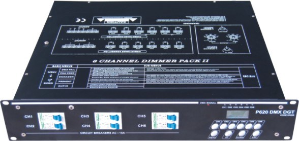dmx controller 6ch digital dimmer rg c15 photos pictures. Black Bedroom Furniture Sets. Home Design Ideas