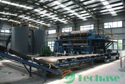 Techase Super High Pressure Filter Press, Steel Filter Plates