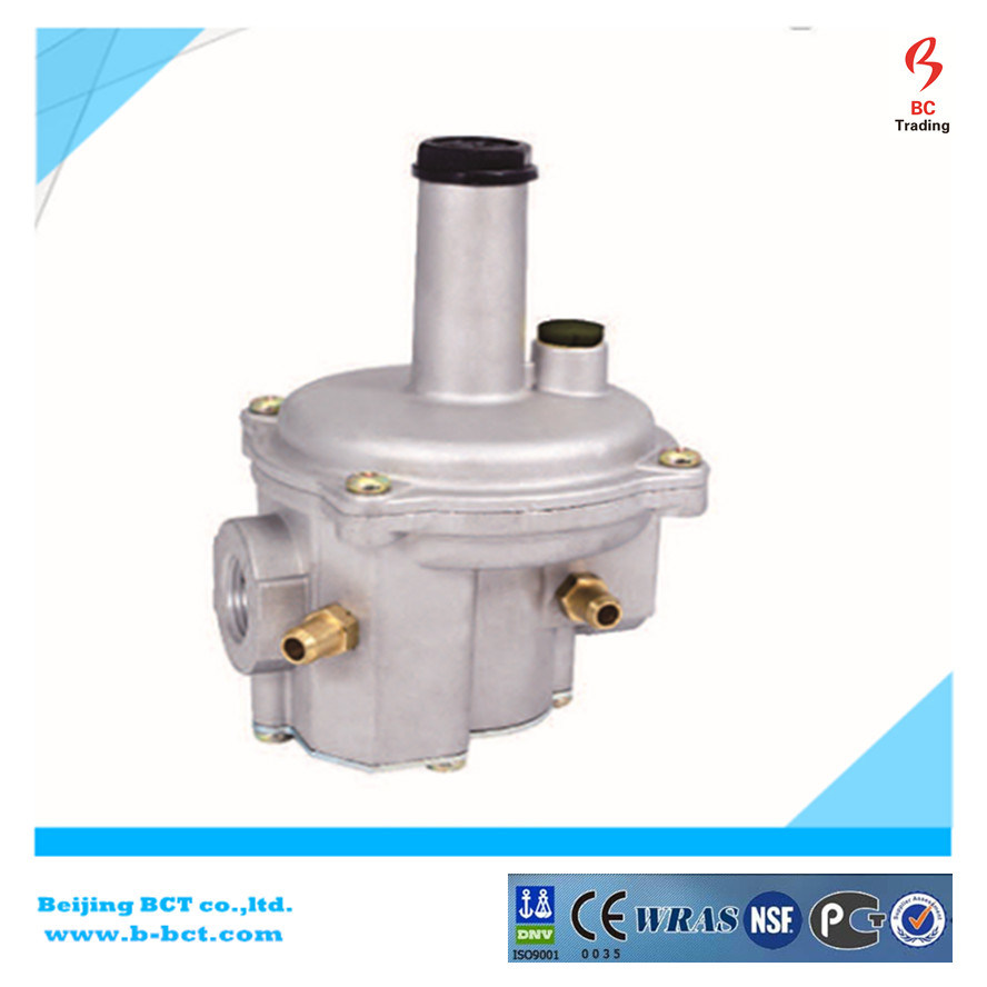 Aluminum Body Gas Pressure Regulator