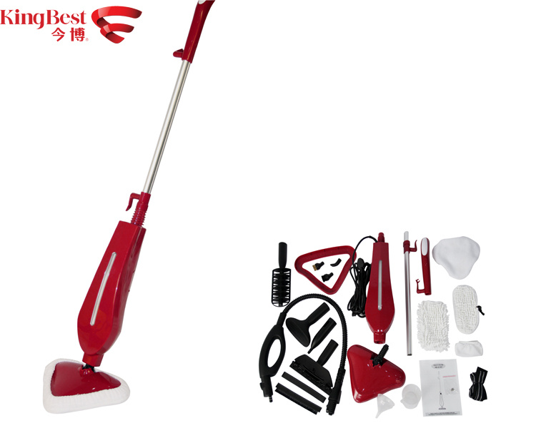 1500W Multi-Functional Floor Cleaner Steam Cleaner with LED (KB-Q1401A)
