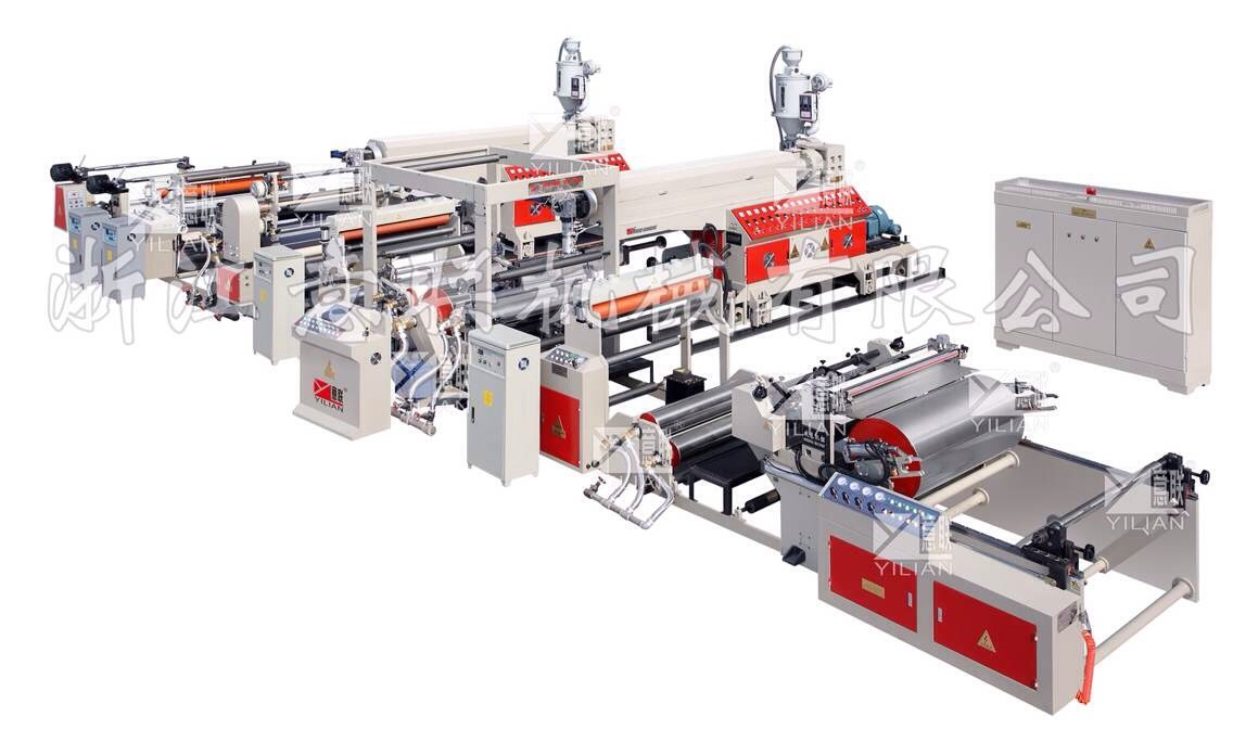 New Sjfm1300-1800 Double Side PE Coating Machine,