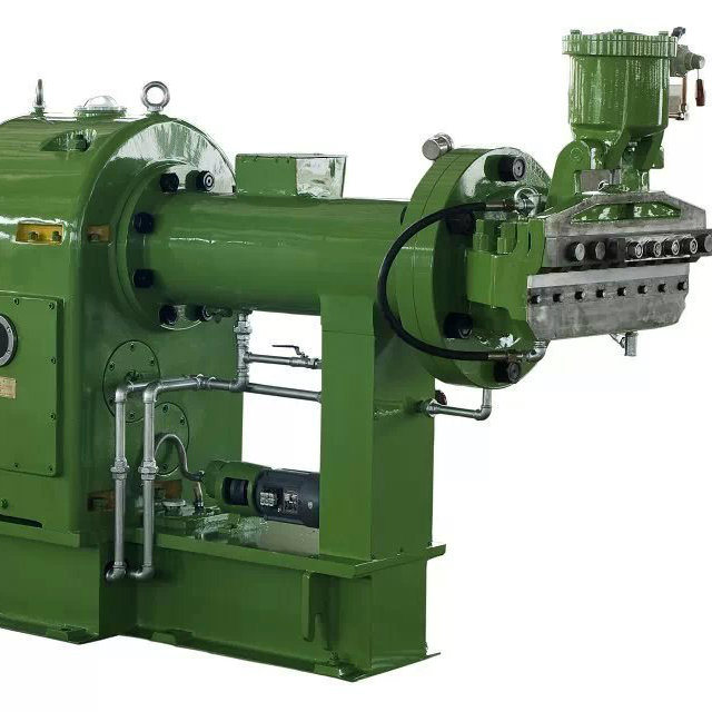 Xj-120 Hot Feed Rubber Extruder Machine