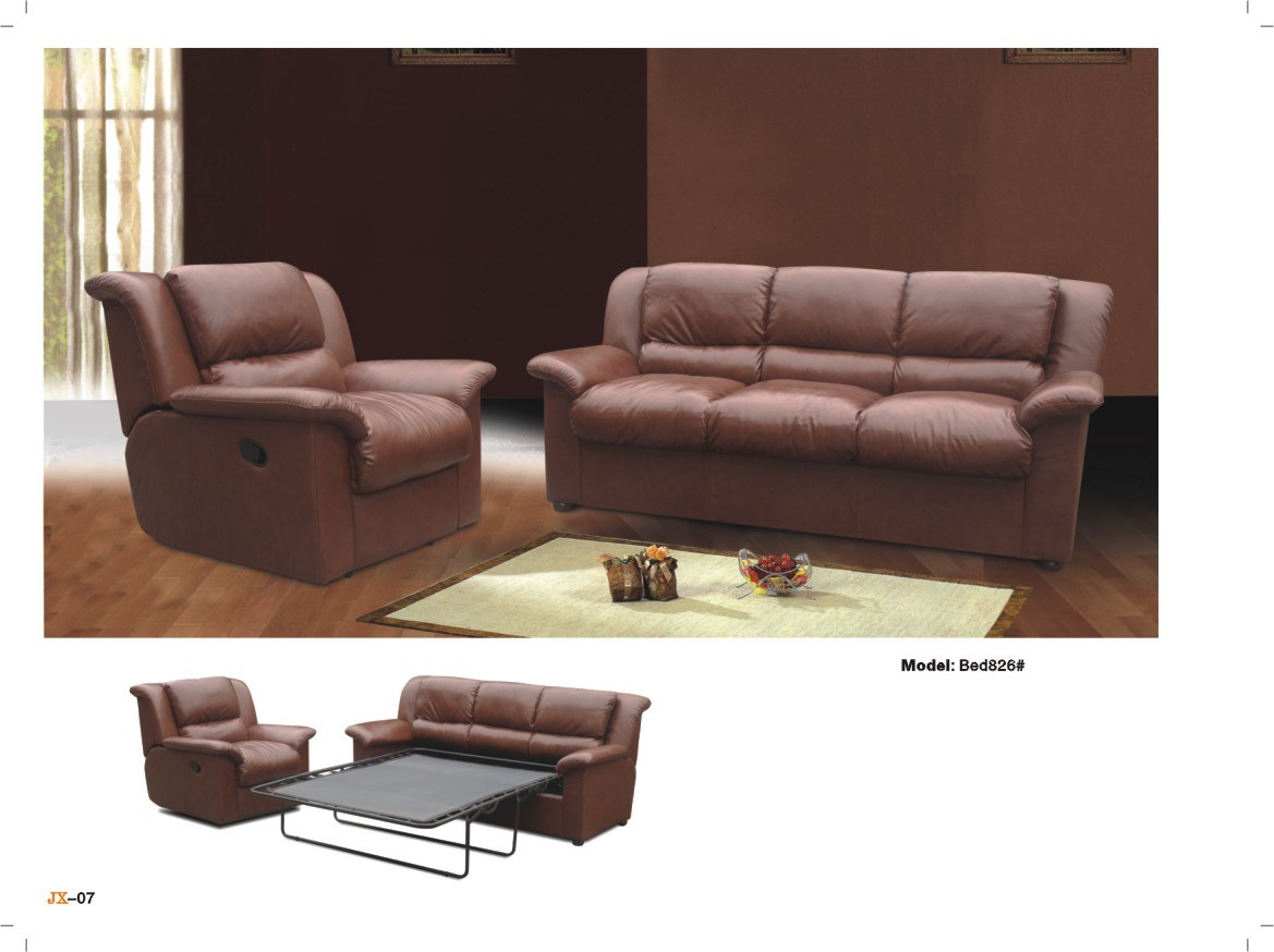China Home Furniture Of Leather Sofa L 826 China Furniture Sofa Furniture