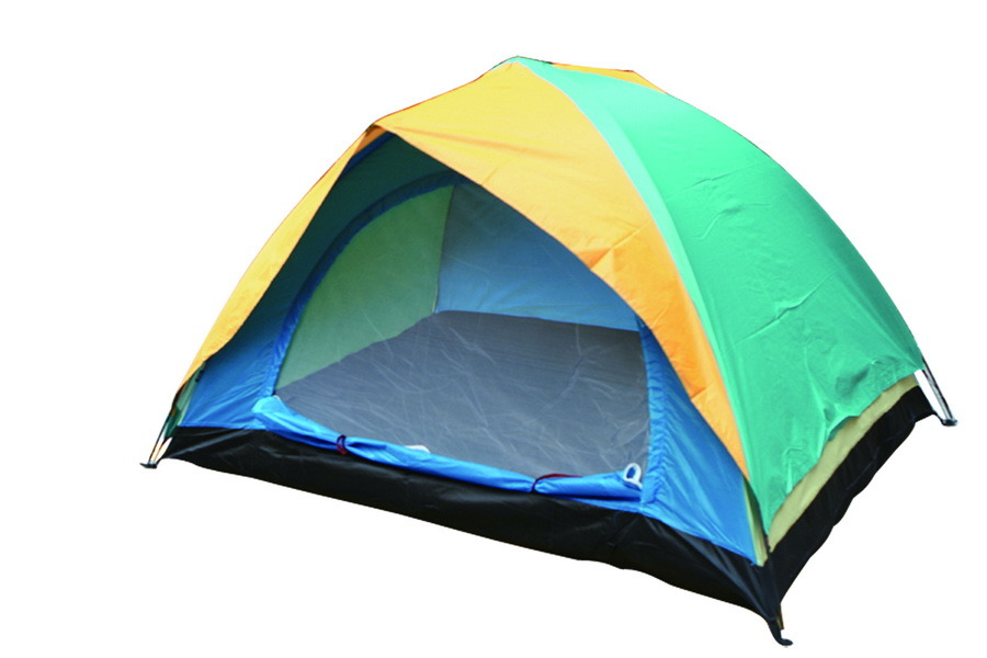 Camping Tent for 2 Person, Outdoor Tent, Tent, Double Skin (HWT-106G)
