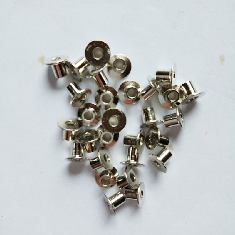 Good Quality Low Price Nickle Plated Clutch Facing Rivets J5 G5