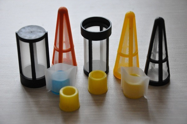 ABS Molded Plastic Filters for Particle Separation in Oil Industry