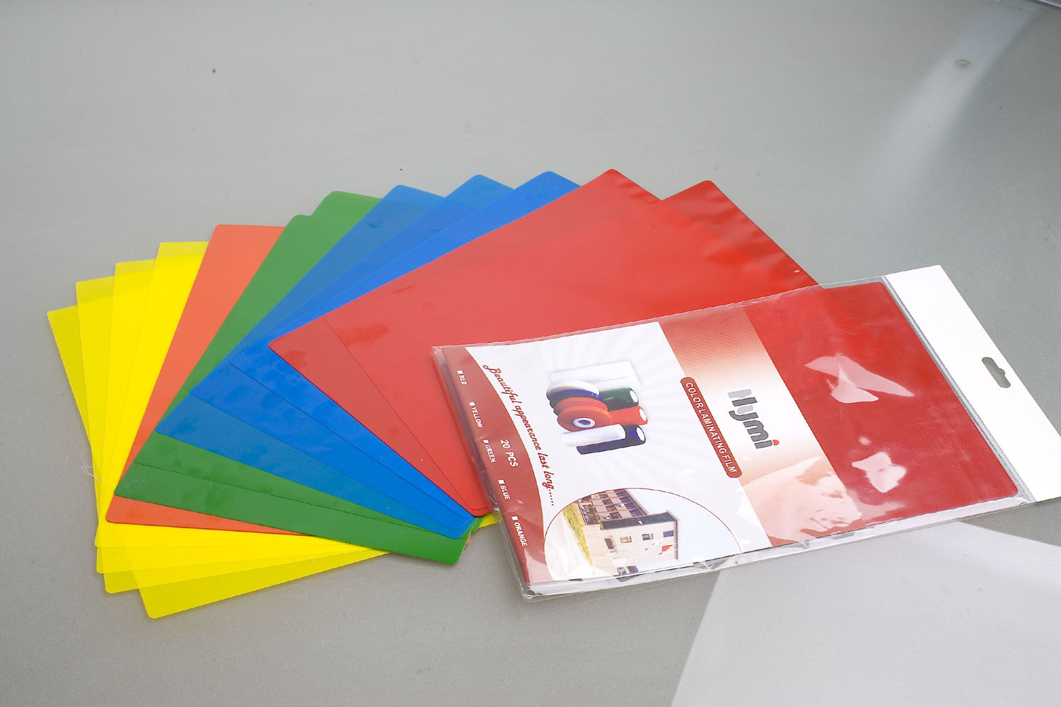 Color Laminating Film