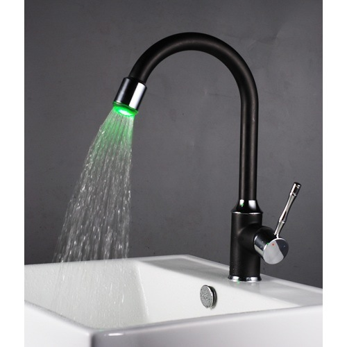 led kitchen faucet l 5002 china led faucet faucet