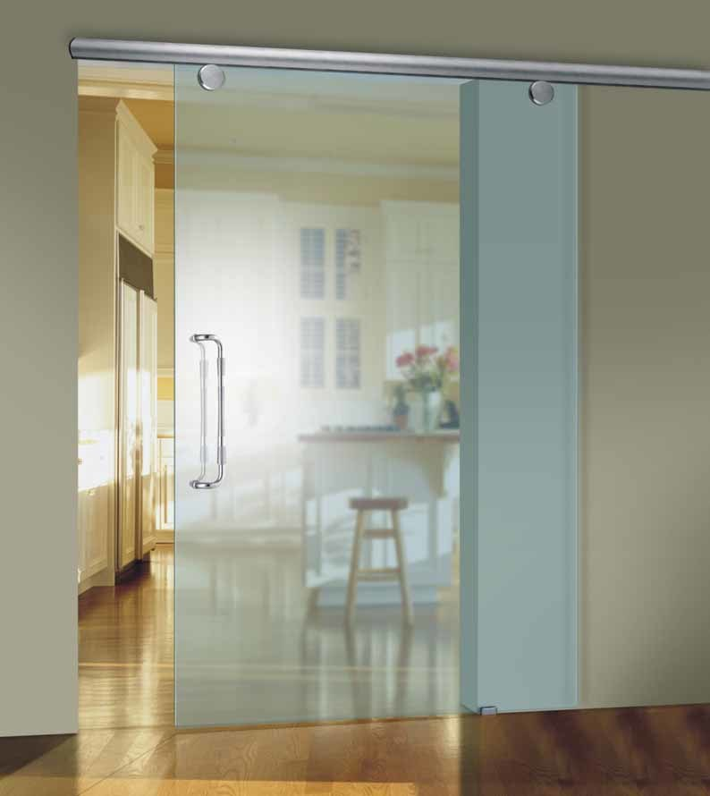 Top Hung Sliding Glass Doors 794 x 890