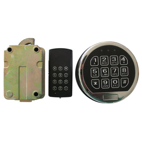 how to change a safe combination lock